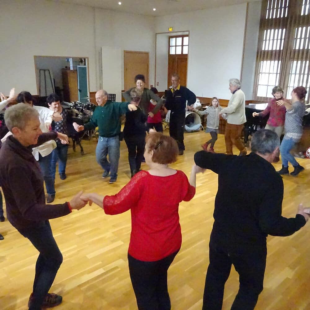 Atelier danse - La Fête à Jongkind